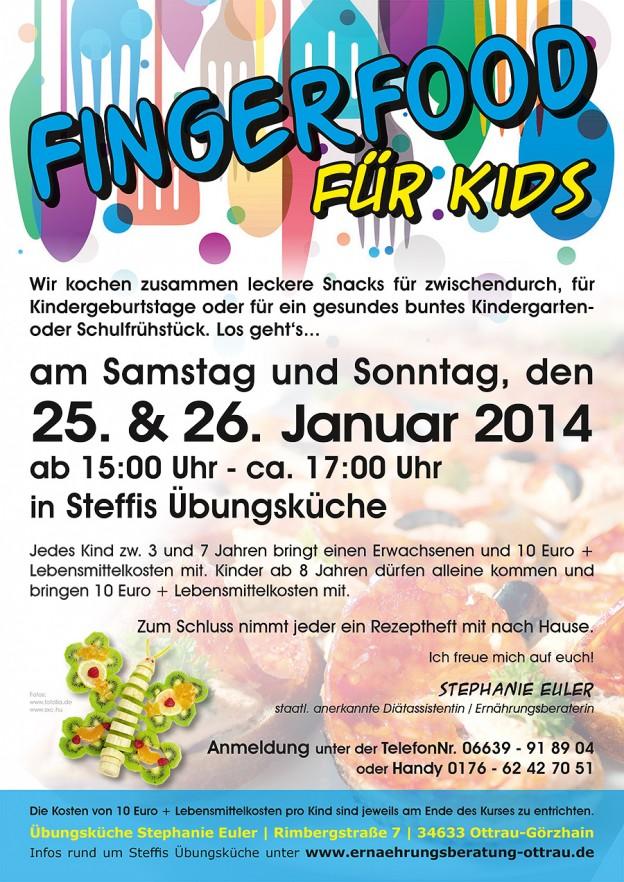 Fingerfood für Kids