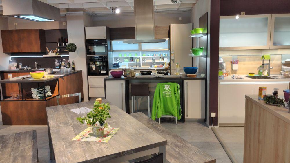 Die Küchen im Euronics Küchenstudio Alsfeld