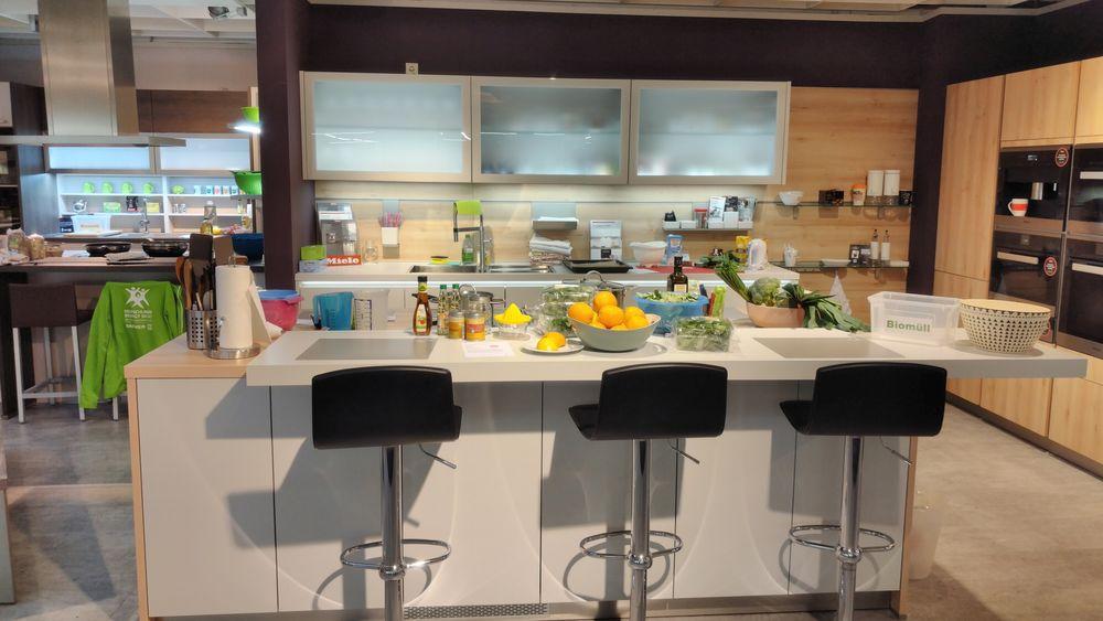 Kochevent im Euronics Küchenstudio in Alsfeld